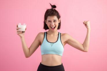 Białko w żywieniu sportowca