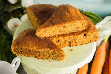 Ciasto marchewkowe a la piernik