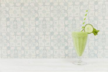Koktajl ogórkowy detox – oczyszczenie