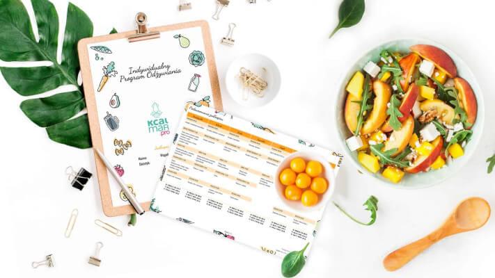 układanie diety układanie jadłospisu